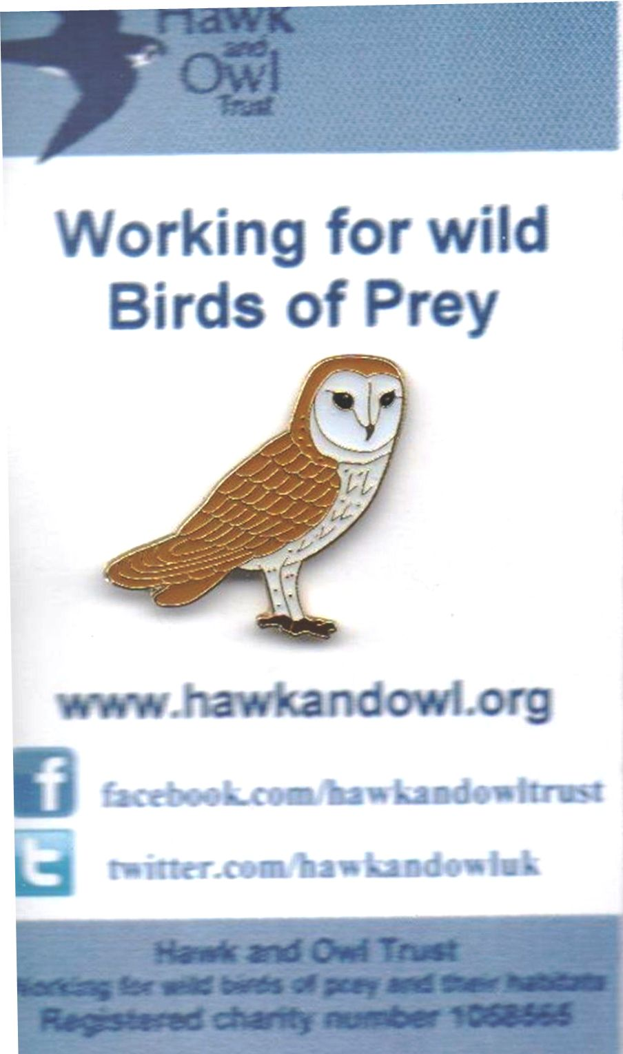 HAWK AND OWL TRUST