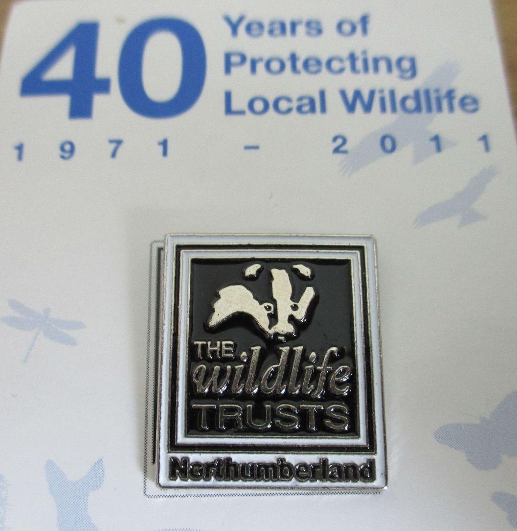 The-Wildlife-Trust-40-year-anniversary-pin-Badge