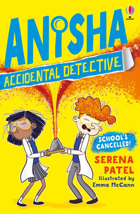 Anisha Accidental Detective School's Cancelled