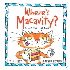 Where's.Macavity - Lift the Flap