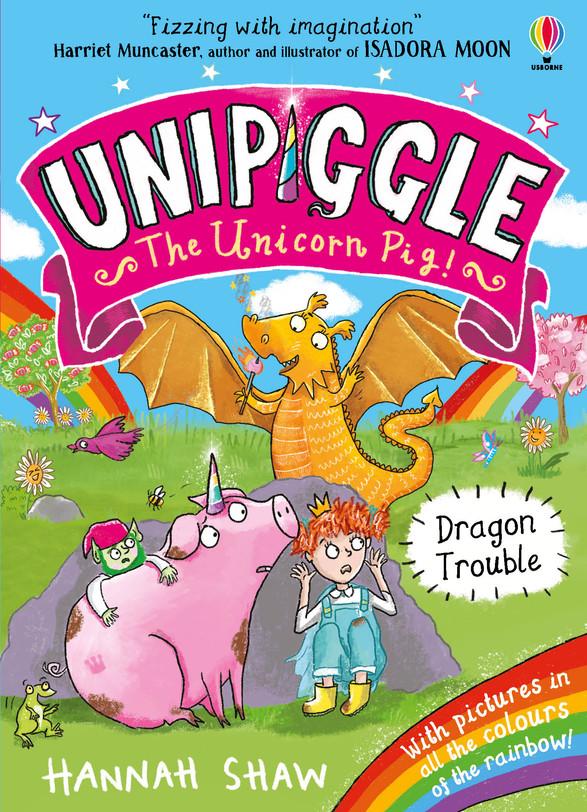 Unipiggle Dragon Trouble