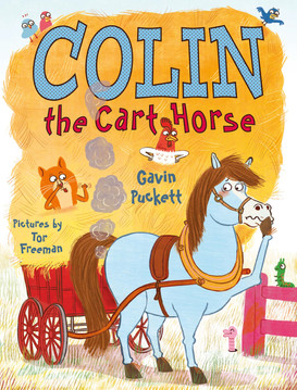 Colin the Carthorse