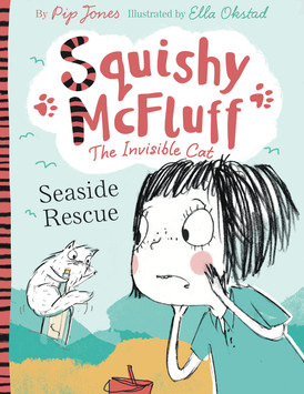 Squishy McFluff by Pip Jones