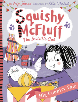 Squishy McFluff by Pip Jones