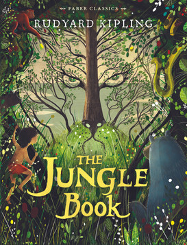 The Jungle Book - Illustration by David Litchfield