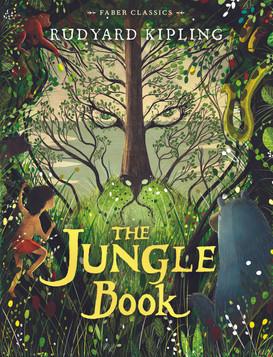 The Jungle Book - Illustration by David Litchfield