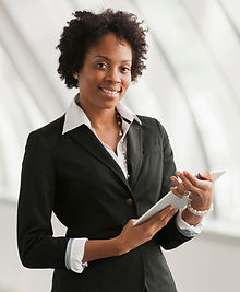 Image of African American professional woman