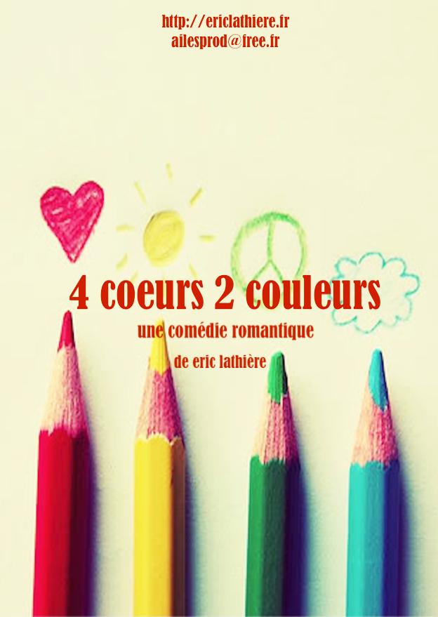 4 coeurs 2 couleurs