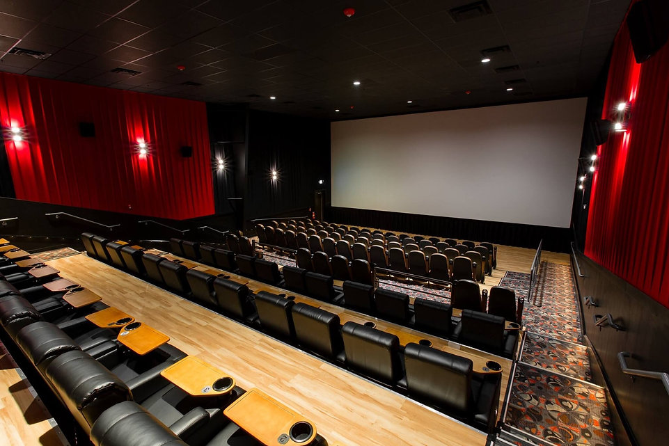 recliner seats installed at horizon cinemas maryland