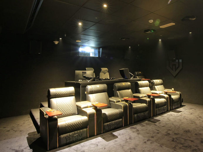 recliners installed hockwood digital uae