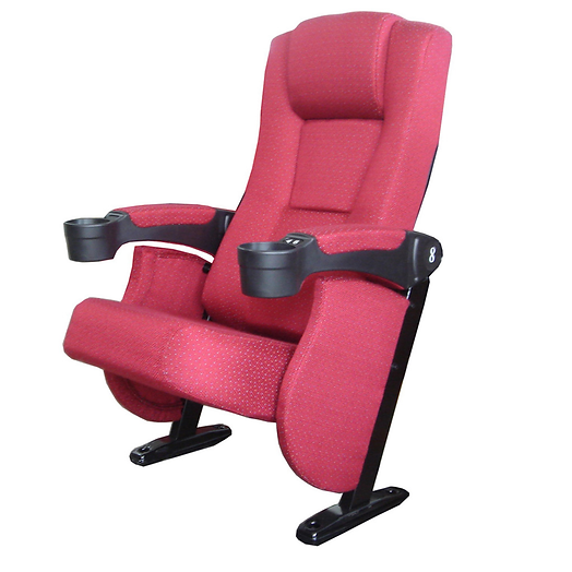 atom seating carbon rockers for movie theatres