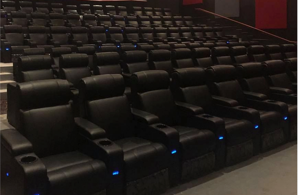 recliners installed at blue springs usa