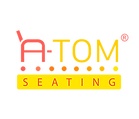 atom seating official logo
