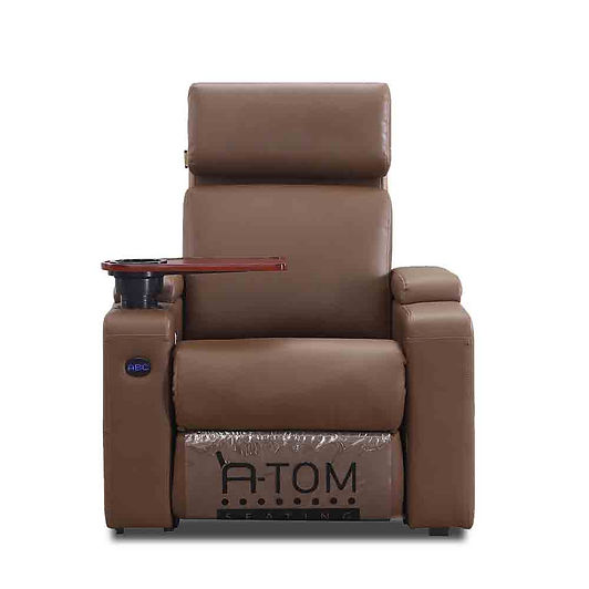 atom seating neon recliner