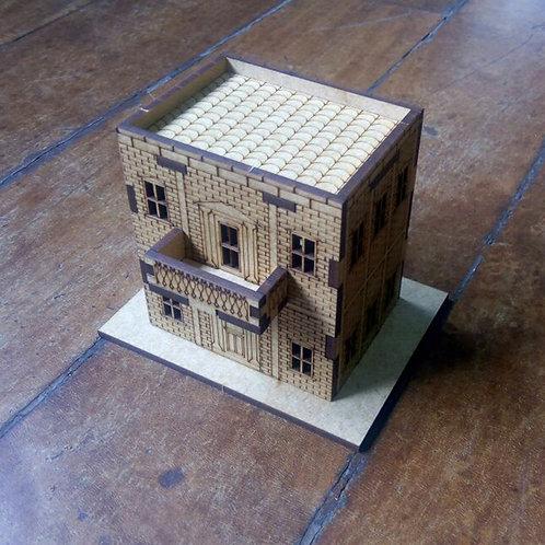 Casa Modelo 04 | 1:100