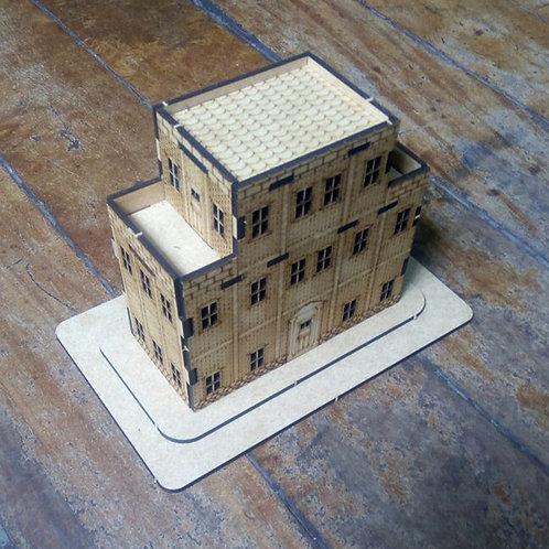 Casa Modelo 06 | 1:100
