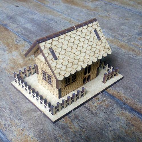 Casa Modelo 03 | 1:100