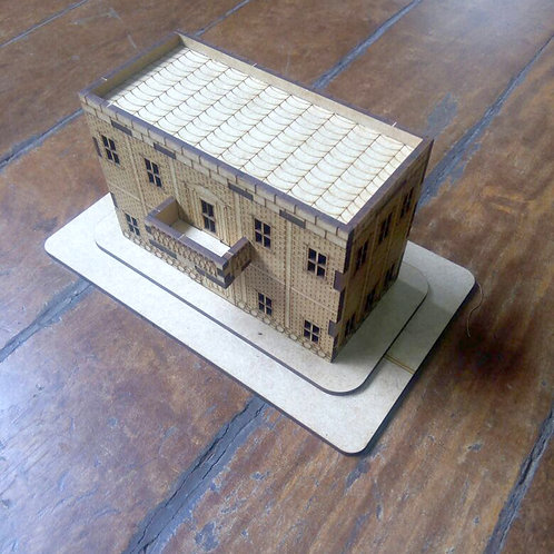 Casa Modelo 05   1:100