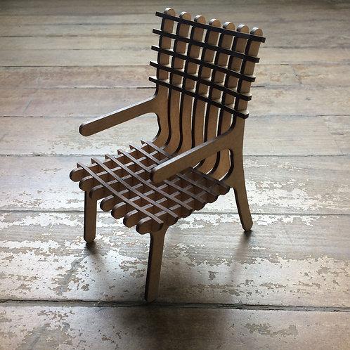 Cadeira Miniatura 5