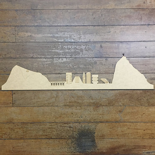 Skyline Rio de Janeiro Detalhado