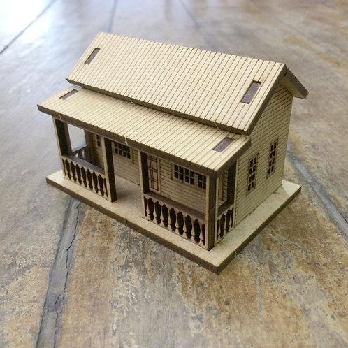 Casa Modelo 02 | 1:100