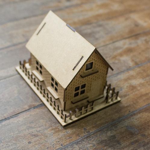 Casa Modelo 01 | 1:50