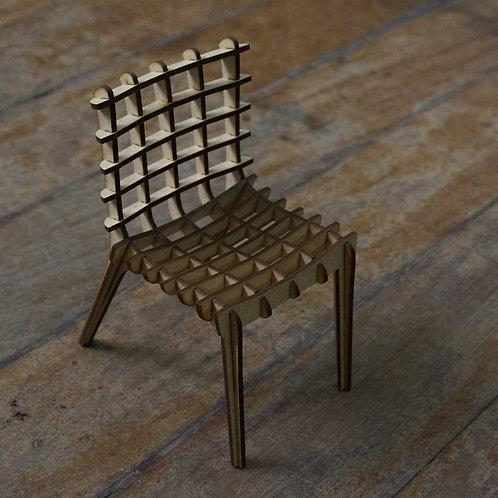 Cadeira Miniatura 2