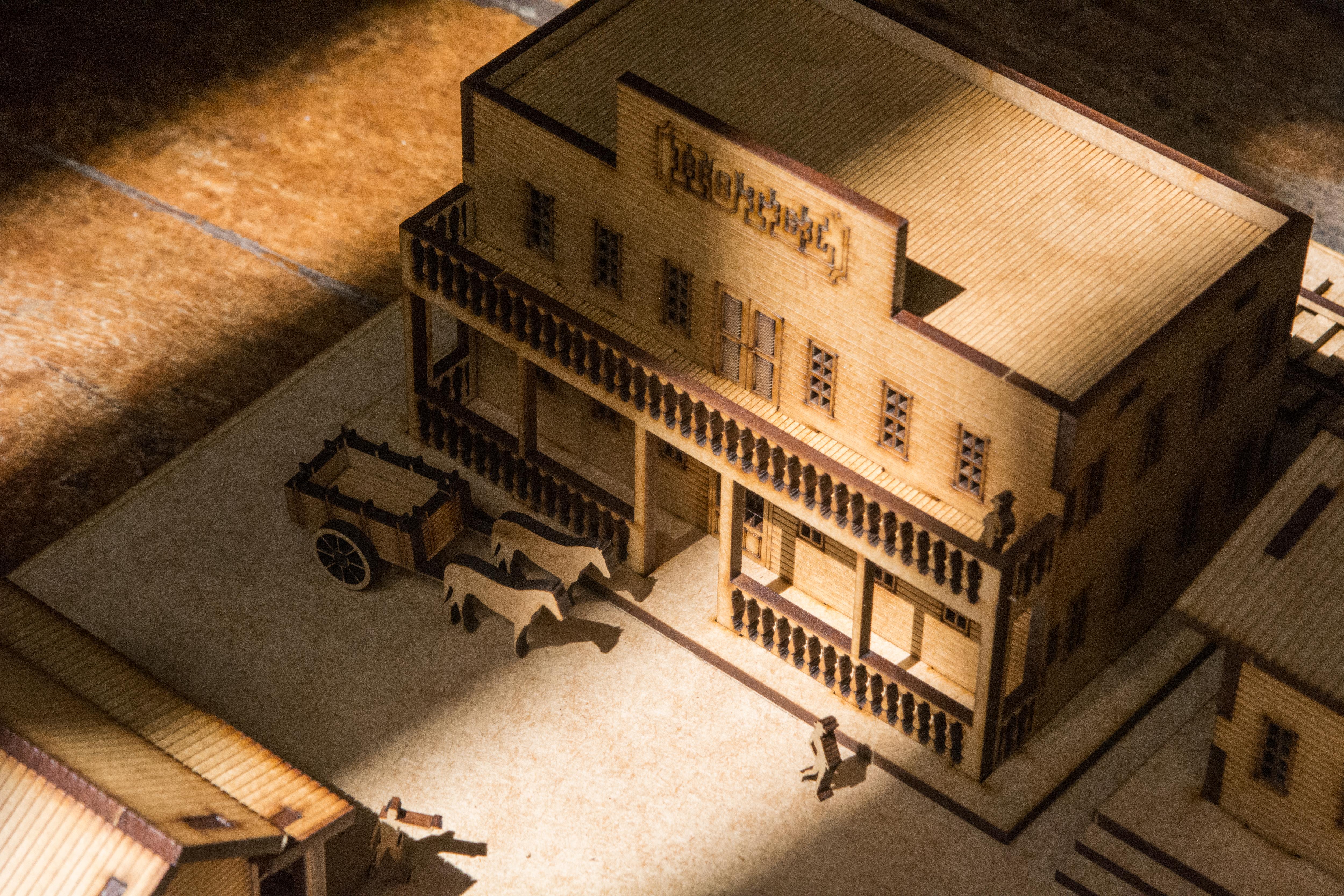 Hotel Velho Oeste