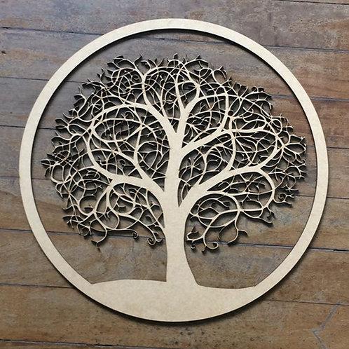 Mandala de Árvore