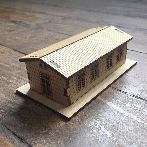 Casa Modelo 07   1:100