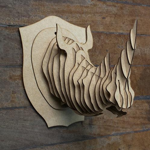 Cabeça de Rinoceronte P