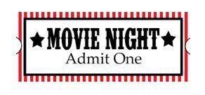 Movie Night Ticket for 1
