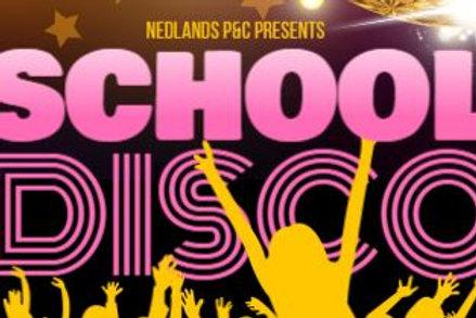 School Disco Ticket and Finger Light