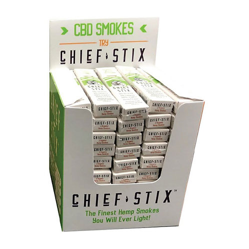 Chief Stix Originals Point of Sale BOX B
