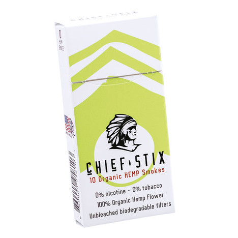 Chief Stix Original Organic Hemp