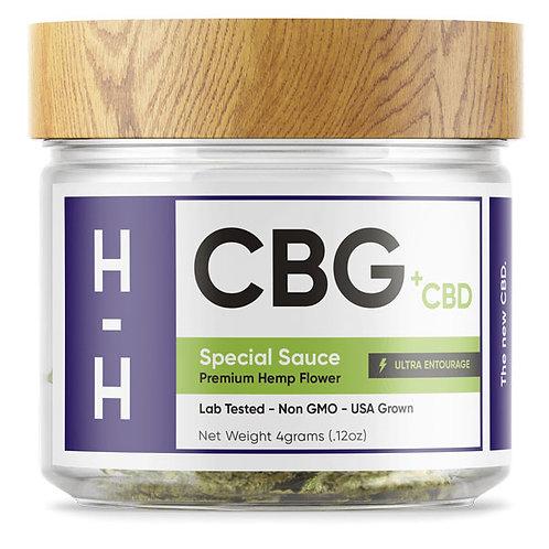 CBG + CBD Special Sauce