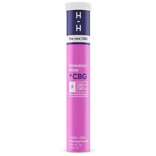 1g PreRoll CBG+CBD Hawaiian Haze