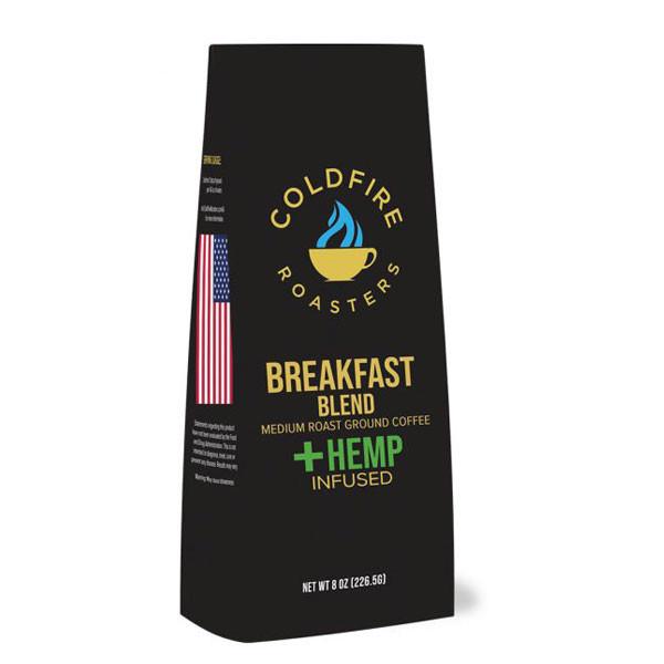 Coldfire Roasters Hemp Infused Coffee