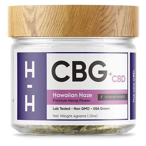 CBG + CBD Hawaiian Haze