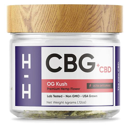 CBG + CBD OG Kush