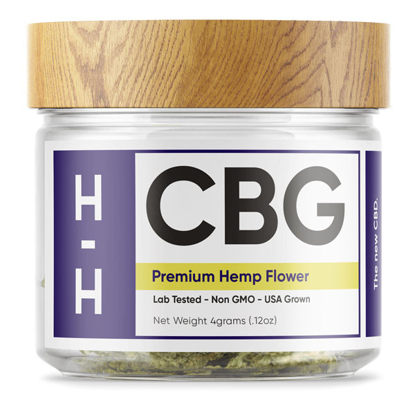 hhemp CBG Flower