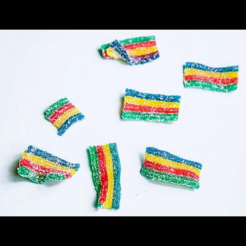 BattleBuds Rainbow Gummy Ribbons 750mg 12oz