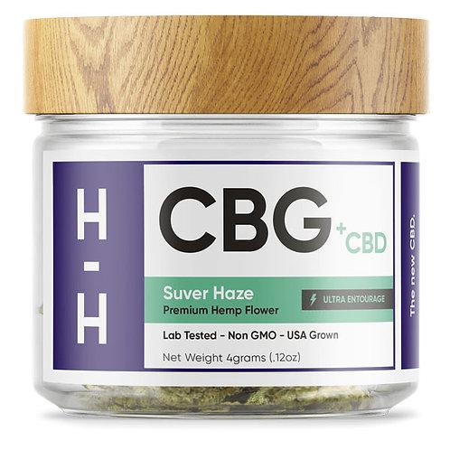 CBG + CBD Suver Haze