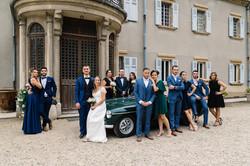 mariage chateau d'anjou