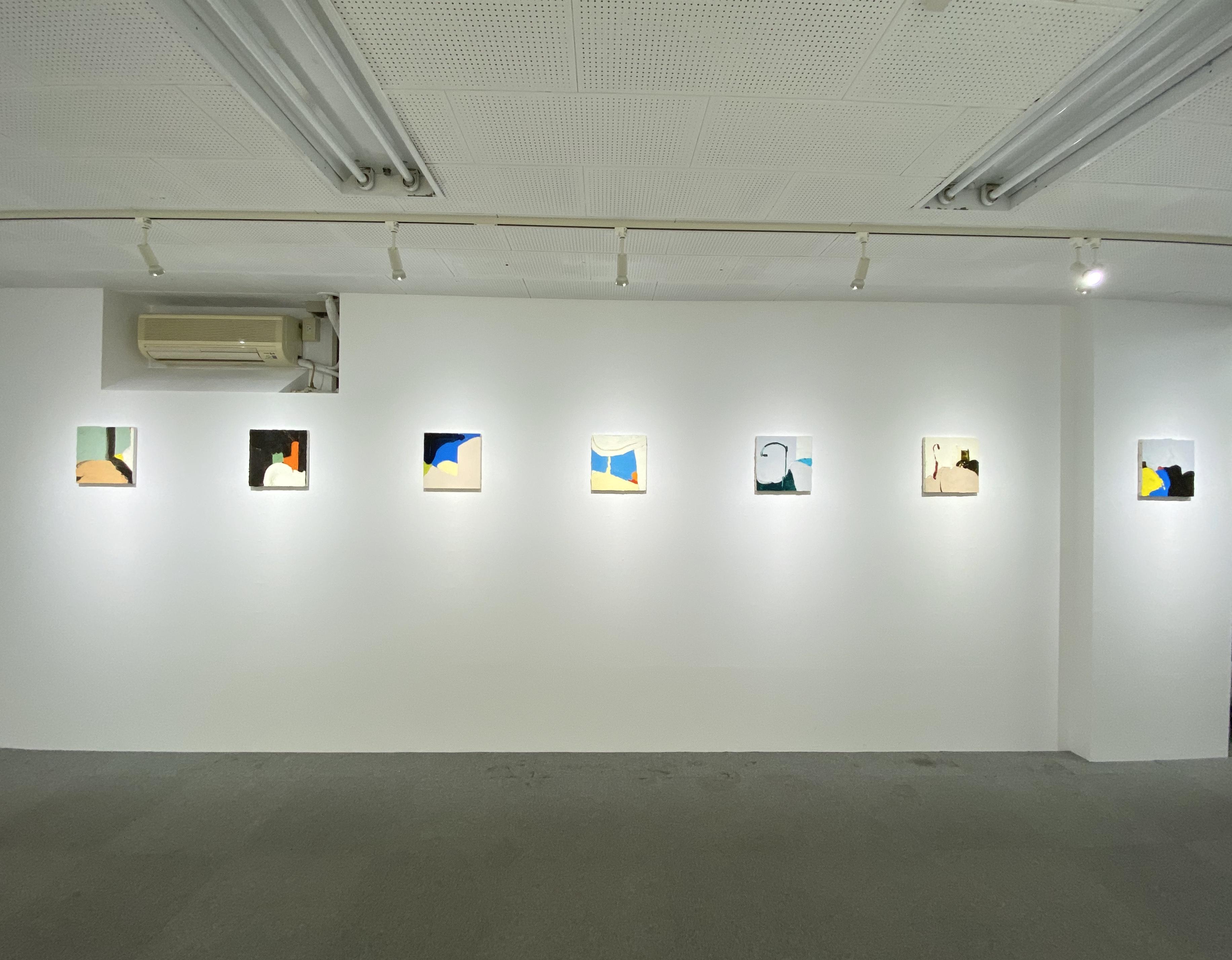 jinen gallery solo 2020-2