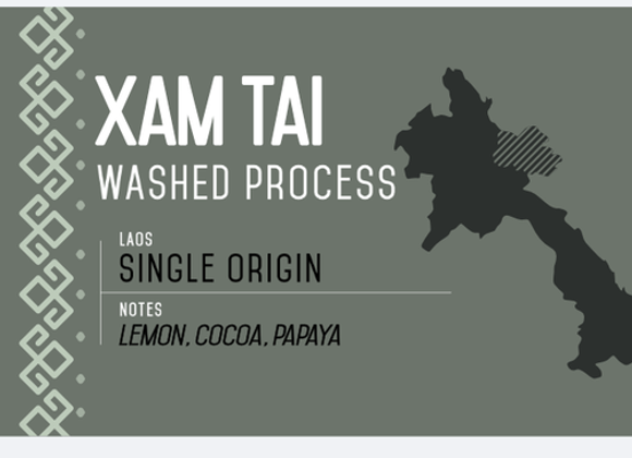 Laos -Xam Tai