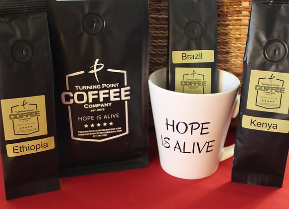 Coffee Craze Gift Bag