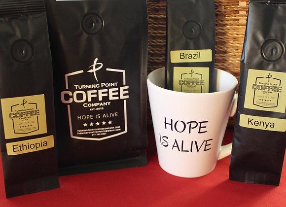 Coffee Craze Gift Bag