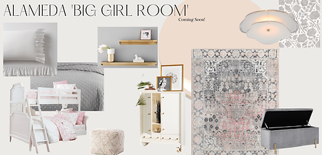 Alameda Big Girl Room