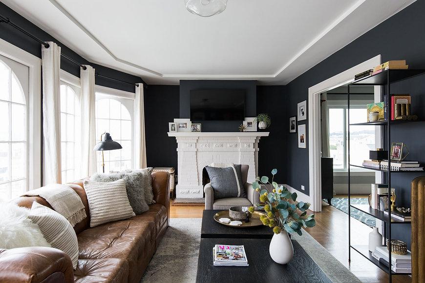 Along Came Lennox _ Full Service Interior Design _ Sonoma, CA _ After, Living Room.jpeg